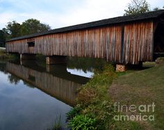 Georgia covered bridges