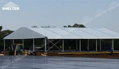 Shelter provides different sizes permanent or temporary industrial tents for the unexpected growth of the company in South Africa/US/UK/Nigeria. & SHELTER Sports Structures for Tennis Court Cover | Sports Tents ...