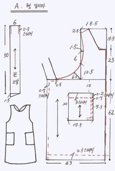no sew cross back apron Sewing Aprons, Sewing Clothes, Diy Clothes, Japanese Apron, Japanese Sewing, Clothing Patterns, Sewing Patterns, Apron Pattern Free, Linen Apron