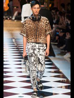 Dolce & Gabbana Milan Fashion show S/S 2017