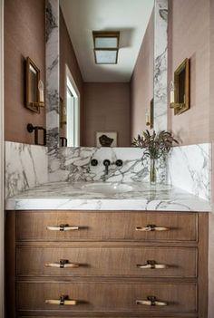 Name: Clients of Marie Flanigan Location: River Oaks — Houston, Texas powder bath
