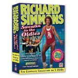 The Complete Collection of Sweatin' to the Oldies (DVD)By Richard Simmons
