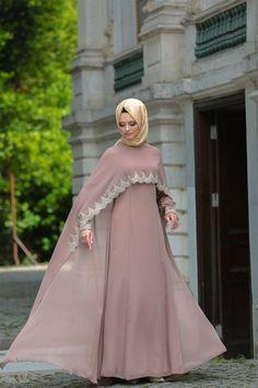Hijab Evening Dress, Hijab Dress, Evening Dresses, Kebaya Muslim, Muslim Dress, Hijabi Gowns, Frocks For Girls, Indonesian Girls, Bridesmaid Dresses