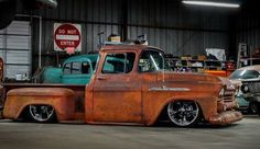 1958 Chevrolet Shop-truck