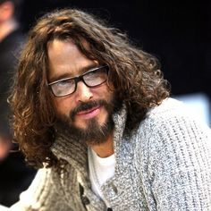 Chris Cornell of Soundgarden.....love him, Soundgarden, Audioslave, Temple Of The Dog. Anything he does. Plus, he is gorgeous.