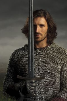 Eoin Macken, Gwaine on Merlin.
