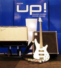 Lancio nuova up! - Quando piccolo si fa grande.   Concerto della School of Rock di Padova - Be On Stage Factory