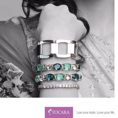 Top to bottom: Dolly Bracelet, Coralee Bracelet, Christiane Bracelet. Live your style. Love your life La Jolla Cove, Holiday Boutique, Fine Jewelry, Women Jewelry, Arm Party, Affordable Jewelry, Jewelry Companies, Love Your Life, Live For Yourself
