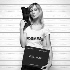 #HOSMESSO con i filtri, perché siamo come siamo!  E tu, cos'hai smesso?