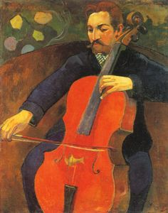Paul Gauguin - The Player Schneklud