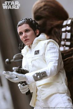 Leia hot toys collectible figurine