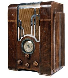 Zenith Model 809 Radio, 1935
