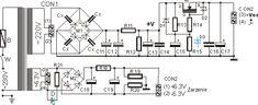 Projekty lampowe - preamp RIAA Valve Amplifier, Vacuum Tube, Diy Electronics, Turntable, Guitar, Circuits, Record Player, Guitars
