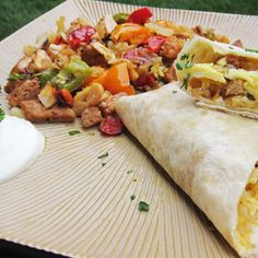 Mexican Breakfast Burritos   Mexican Breakfast Burrito Recipe- Premiofoods