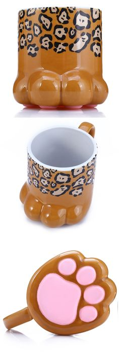 Paw bowl for #cat or #dog owners