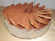 Stefánia torta recept