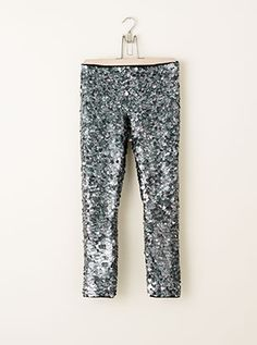 Shiny paaaants! I want all the things from the Isabel Marant for H&M. Le sigh