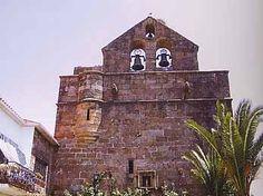 La Iglesia de la Purísima Concepción de Cadalso.