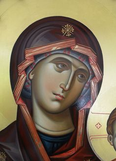 Byzantine Icons, Byzantine Art, Religious Icons, Religious Art, Russian Icons, Orthodox Icons, Mother Mary, Divine Feminine, Our Lady