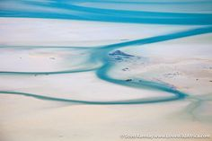 The abstract patterns of Langebaan Lagoon at low tide, in West Coast National Park in South Africa. Heart Place, Rat Race, Birds Eye View, Nature Reserve, Holiday Destinations, Cape Town, Abstract Pattern, Homeland, West Coast