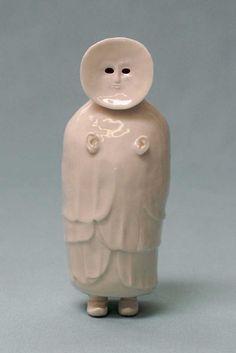 """Sophie Woodrow, Ceramics """"the moon"""""""