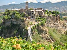 Private Excursion of Orvieto and Civita di Bagnoregio: http://www.allarounditaly.net/property/tour-of-orvieto-and-civita-di-bagnoregio/