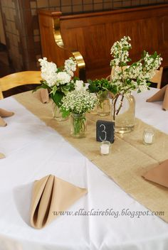 {Ella Claire}: A Vintage Inspired Wedding: Part Two