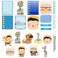 NEW ETSY SHOP UP MOVIE PLANNER STICKERS #upmovie #pixar #disney #planner #plannergirl #stickers #plannerstickers #planners #plannernerd #pegantinas #agenda #erincondren #eclp #happyplanner #mambi #lovedoki #dokibook #filofax #franklincovey #etsy #etsysale #etsyshop #etsyseller by mindfulplanner
