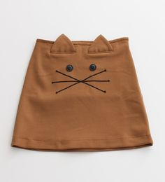 DIY cat mini skirt idea