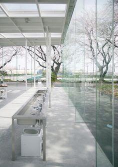 Kanagawa Institute of Technology, Tokyo, Japon – Extérieur © Maluruhukou