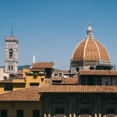 Florence, the point of view of a photographer #tuscany #florence #firenze #italy #toscana #dome #duomo #history #travel #architecture #medieval | raulppellicer | VSCO Grid®
