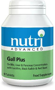 Nutri Advanced - Gall Plus