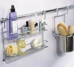 15 Storage Solutions For Your Bathroom | Daily source for inspiration and fresh ideas on Architecture, Art and Design