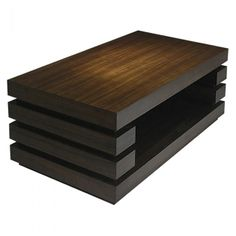 Cool coffee table.