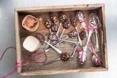 Varm choklad på sked | Kristins