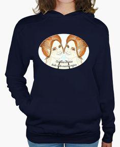 Camiseta Con una Sonrisa #arte #art #ilustración #moda