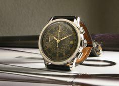 Tissot Janeiro vintage chronograph