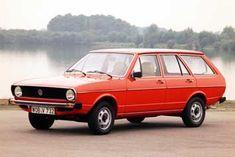 Volkswagen Passat Variant. Nunca veio ao Brasil, ou melhor, chegou por aqui na segunda geração do Passat europeu