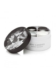 Mini Scented Candle Set - Beauty