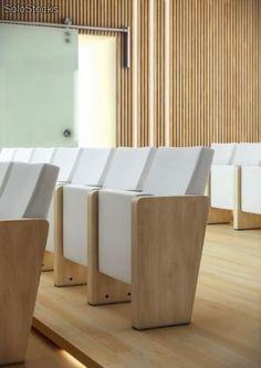 medidas de sillas de un auditorio - Buscar con Google
