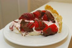 Easy strawberry crea