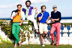 Step Into Summer - Ralph Lauren Style Guide