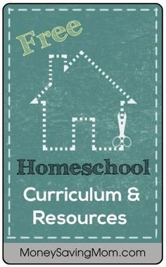 Free Homeschool Curriculum & Resources!