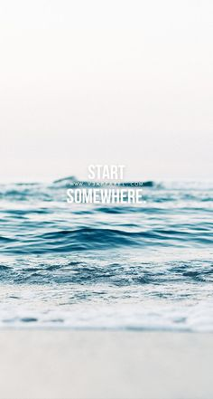 Start somewhere. Head over to www.V3Apparel.com/MadeToMotivate to download this wallpaper and many more for motivation on the go! / Fitness Motivation / Workout Quotes / Gym Inspiration / Motivational Quotes / Motivation