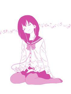 Tags : #Cute #Anime #Girl