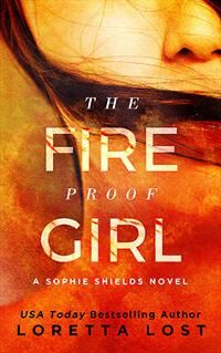 The Fireproof Girl designed by Damonza.com   JF: A beautiful and carefully handled cover that uses color to emphasize the message of the title. Sensitive typography and masterful composition, a real winner. ★