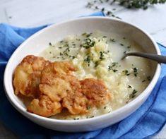 Grillázs szelet II. Recept képpel - Mindmegette.hu - Receptek Potato Salad, Potatoes, Chicken, Meat, Ethnic Recipes, Food, Meal, Potato, Essen