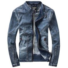 New Retro Classics Denim Jacket Men Vintage Clothes Casual Slim Jackets  Men s Coat Jeans Jackets Plus 526690122ad
