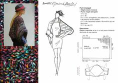 Coprispalle Crochet Boots, Crochet Clothes, Diy Clothes, Knit Crochet, Knitting Designs, Knitting Projects, Knitting Patterns, Crochet Patterns, Knit Shrug