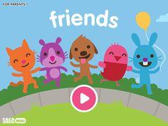 Sago Mini Friends: miniatura de captura de pantalla